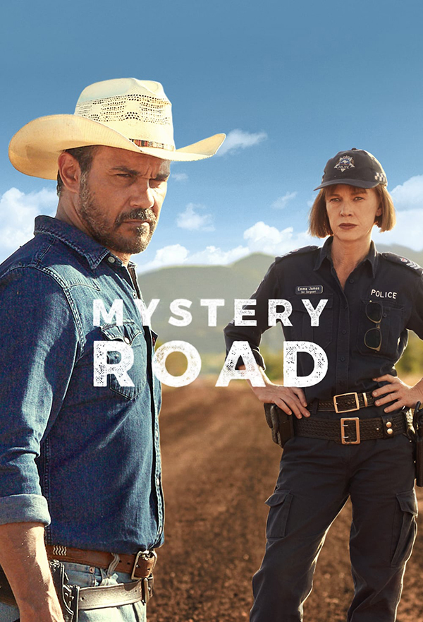 Mystery Road: The Series kapak