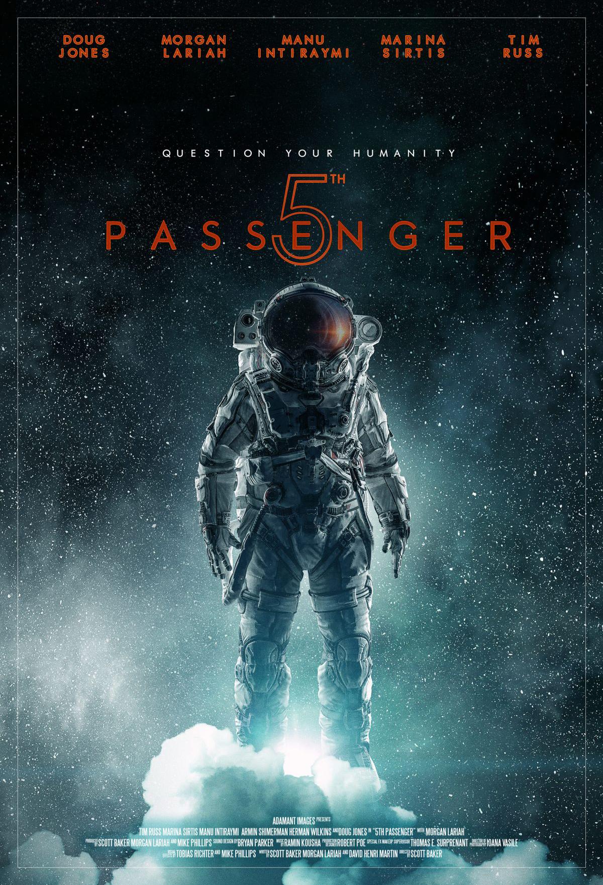5th Passenger kapak