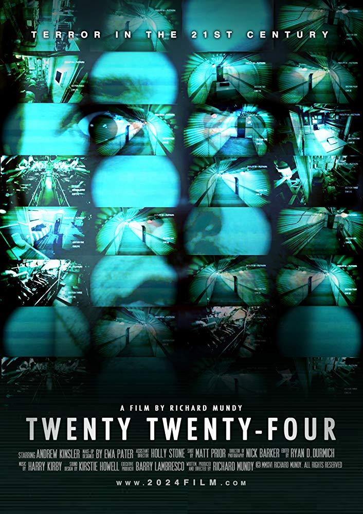 Twenty Twenty-Four kapak