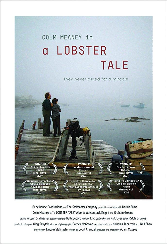 A Lobster Tale kapak