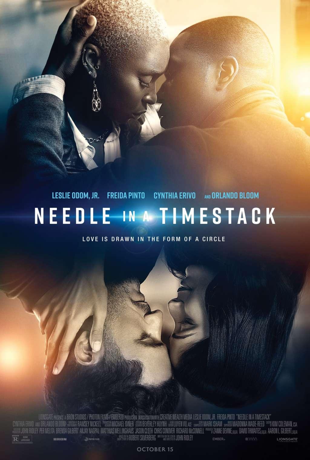 Needle in a Timestack kapak