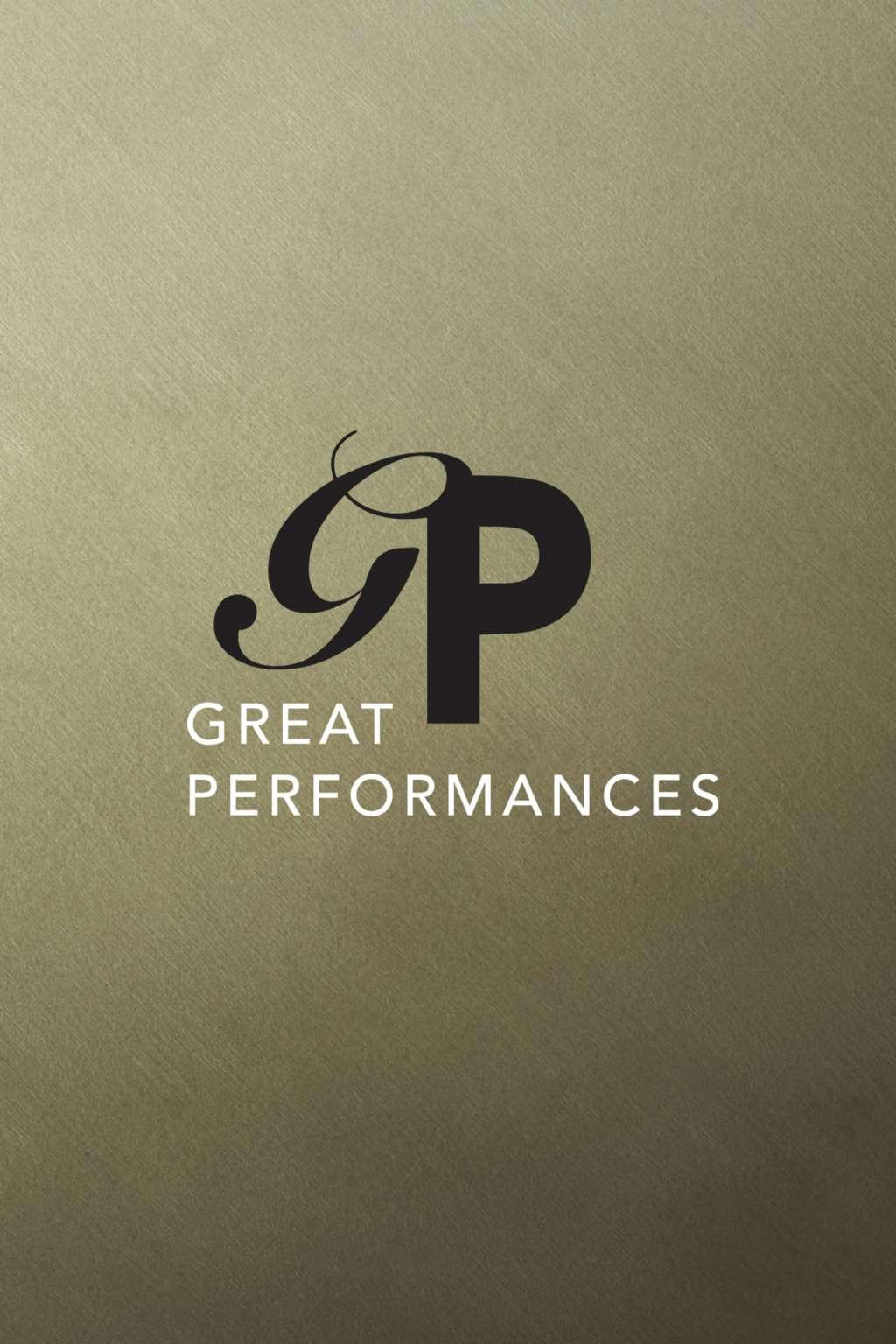 Great Performances kapak