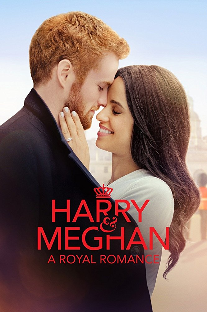 Harry & Meghan: A Royal Romance kapak