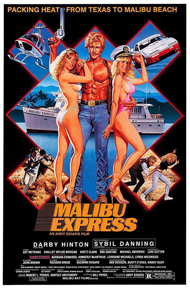 Malibu Express kapak
