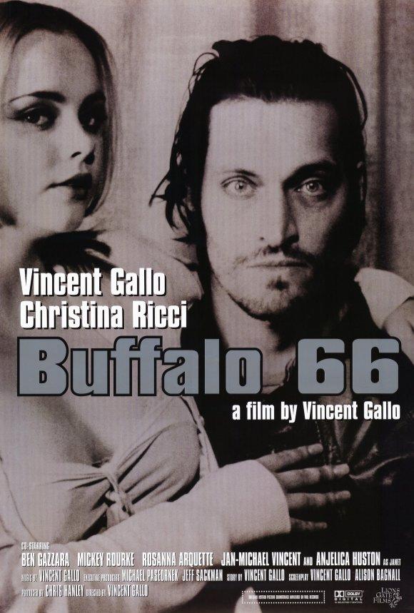 Buffalo '66 kapak
