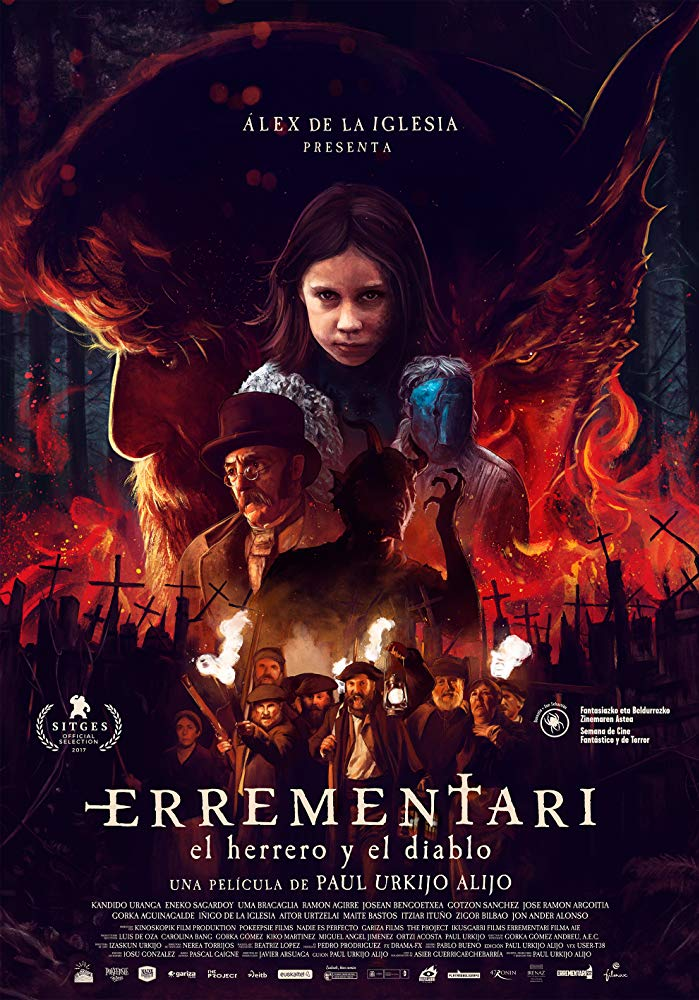 Errementari: The Blacksmith and the Devil kapak