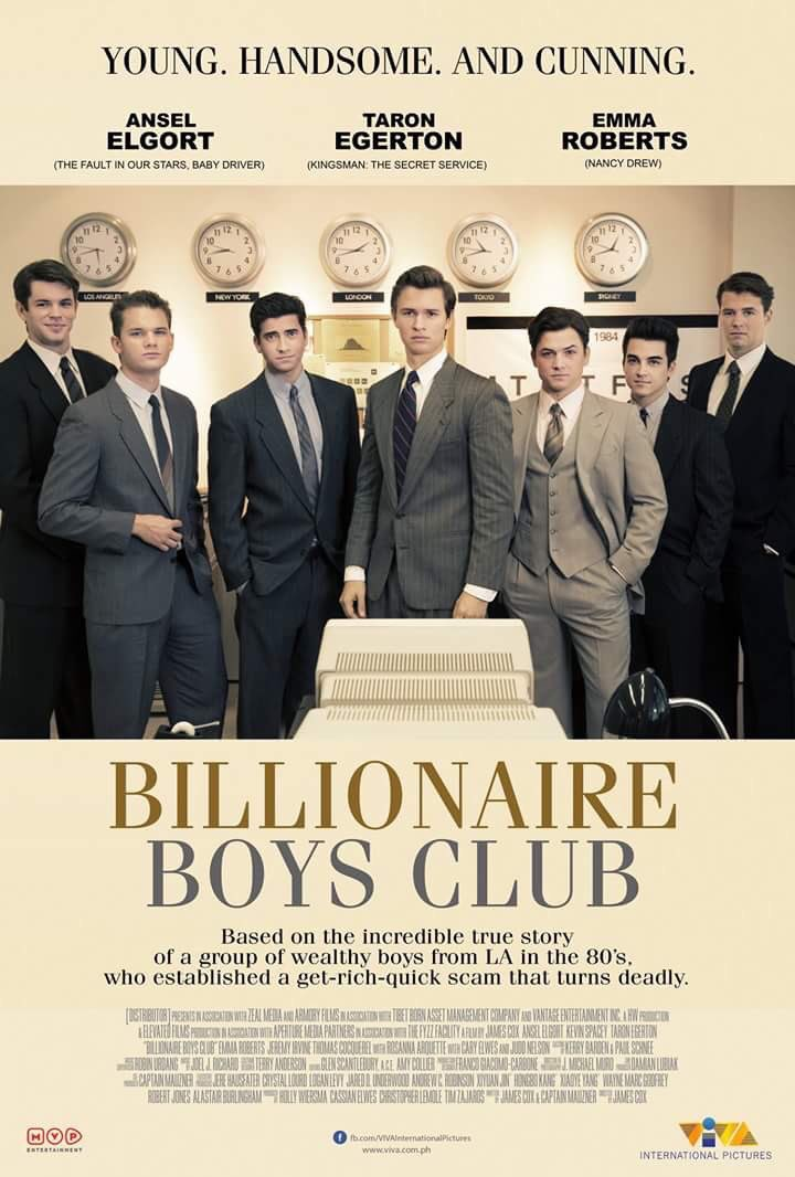 Billionaire Boys Club kapak