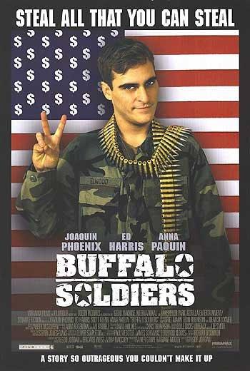 Buffalo Soldiers kapak
