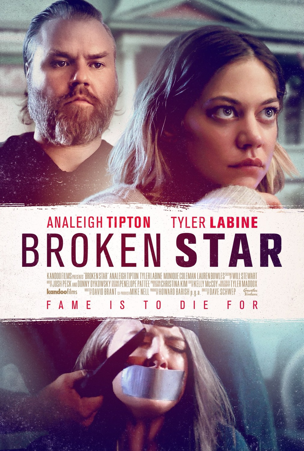 Broken Star kapak