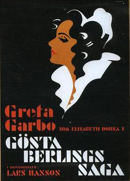 The Saga of Gösta Berling kapak