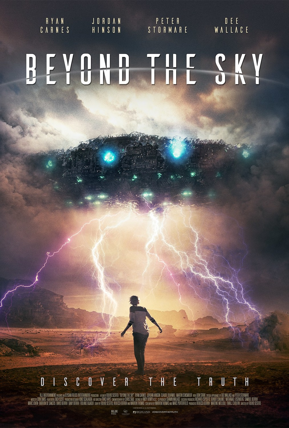 Beyond The Sky kapak