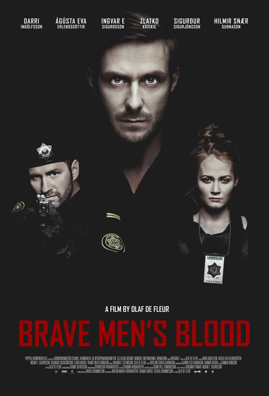 Brave Men's Blood kapak