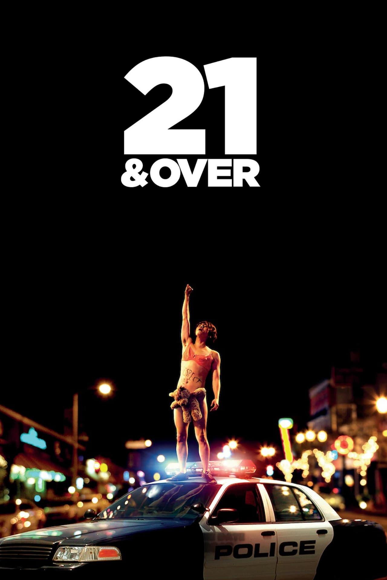 21 & Over kapak