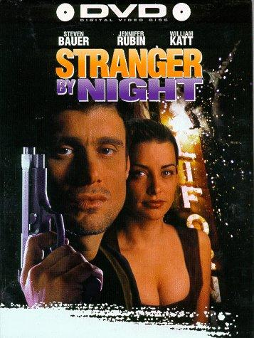 Stranger by Night kapak