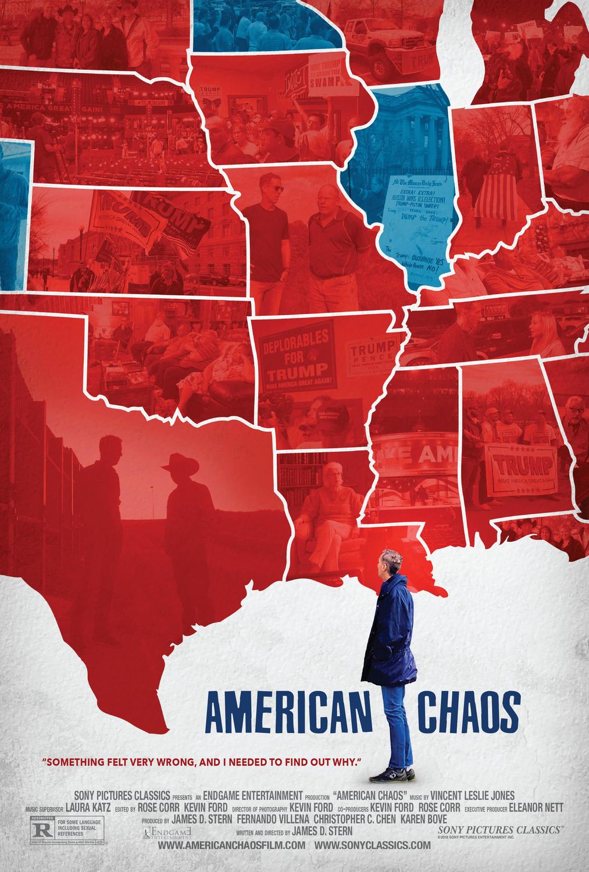 American Chaos kapak