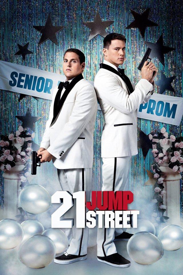 21 Jump Street kapak