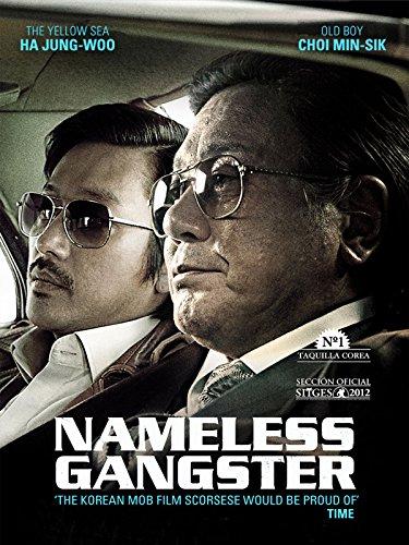 Nameless Gangster: Rules of the Time kapak