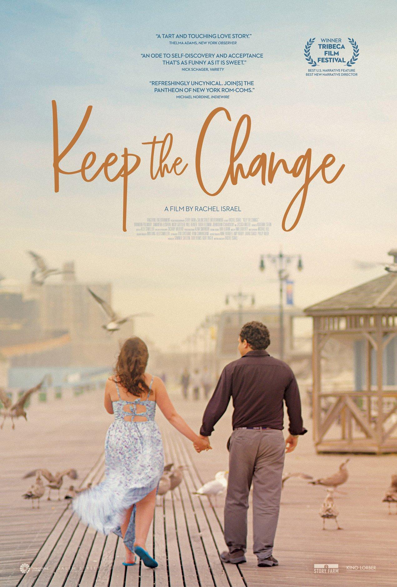 Keep the Change kapak