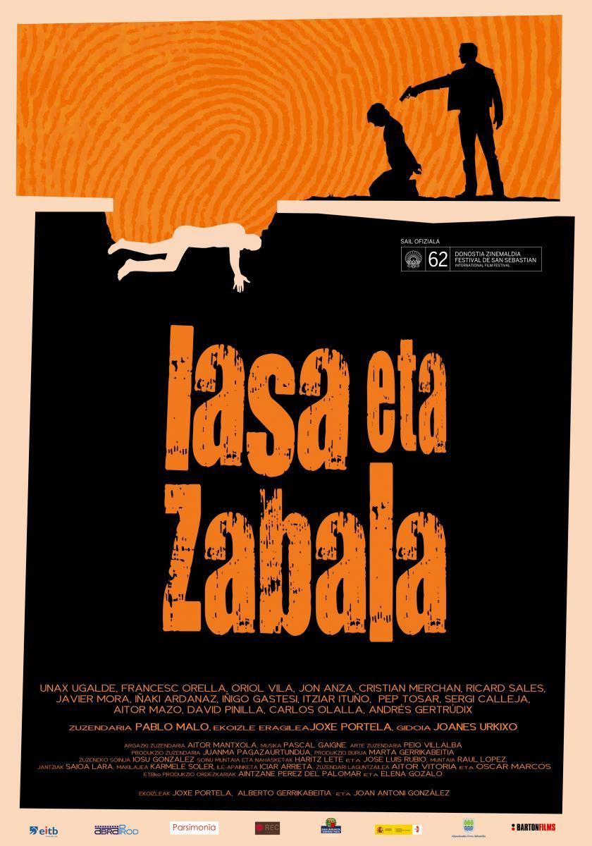 Lasa y Zabala kapak