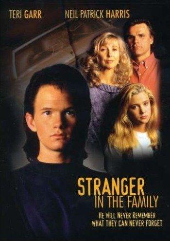 Stranger in the Family kapak