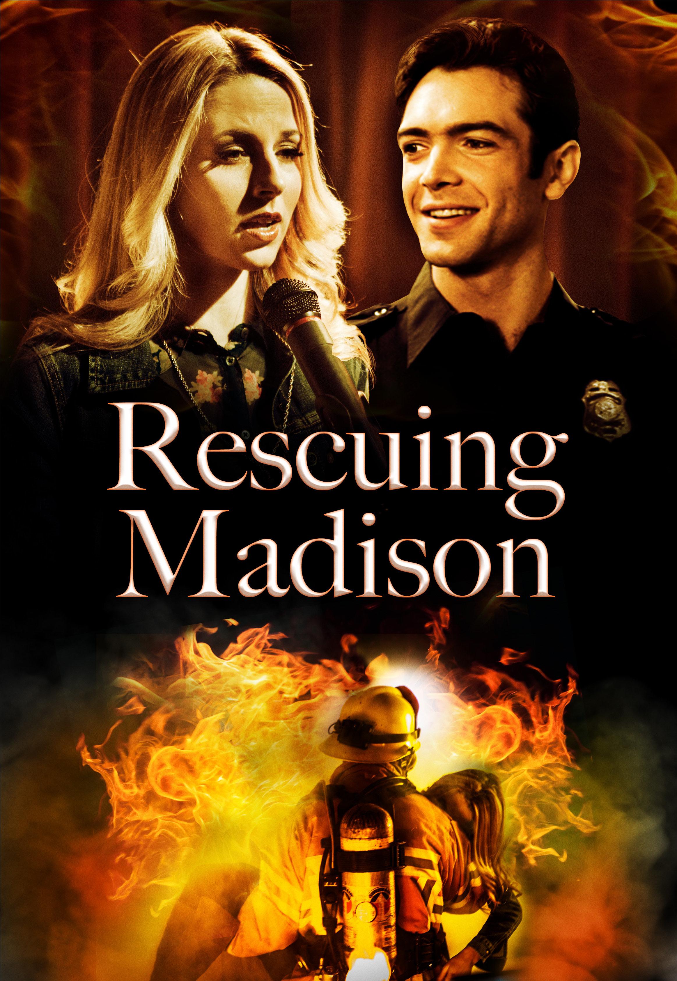 Rescuing Madison kapak