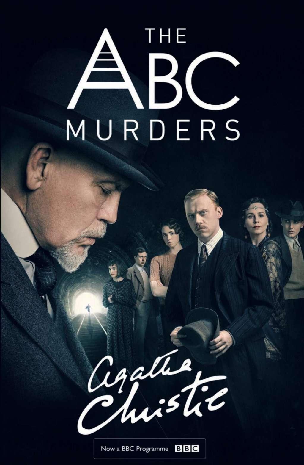 The ABC Murders kapak