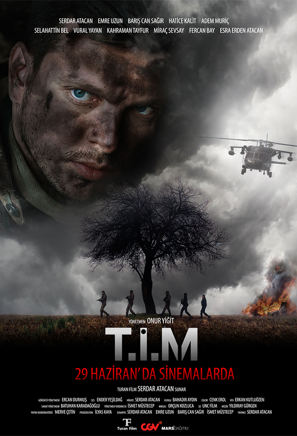 T.İ.M kapak