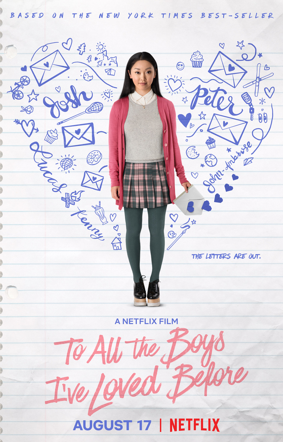 To All the Boys I've Loved Before kapak