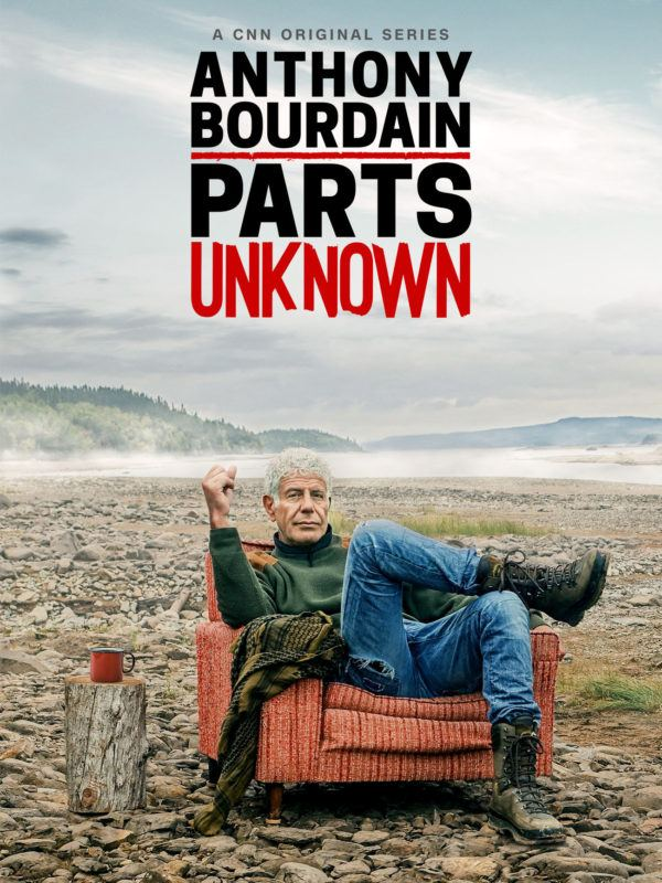 Anthony Bourdain: Parts Unknown kapak