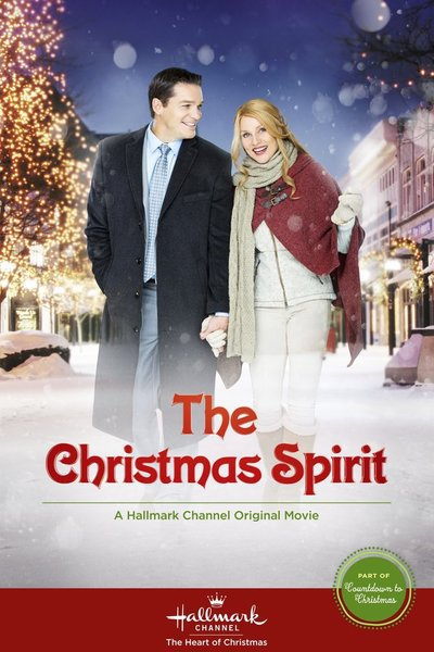 The Christmas Spirit kapak