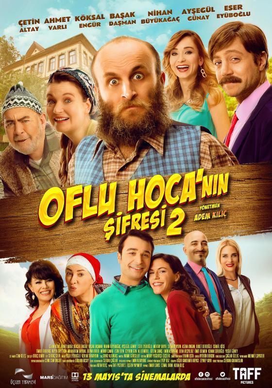 Oflu Hoca'nın Şifresi 2 kapak