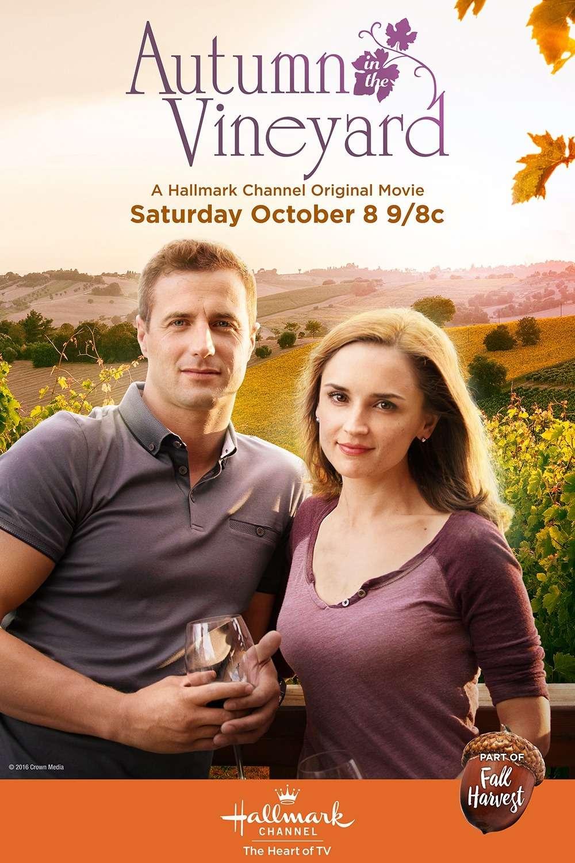 Autumn in the Vineyard kapak