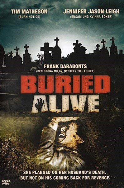 Buried Alive kapak