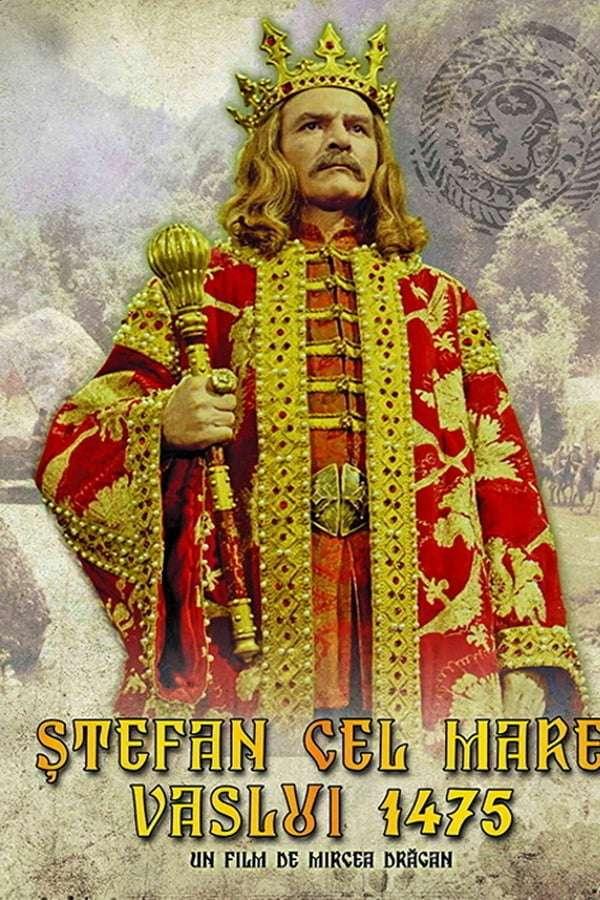 Stephen the Great - Vaslui 1475 kapak