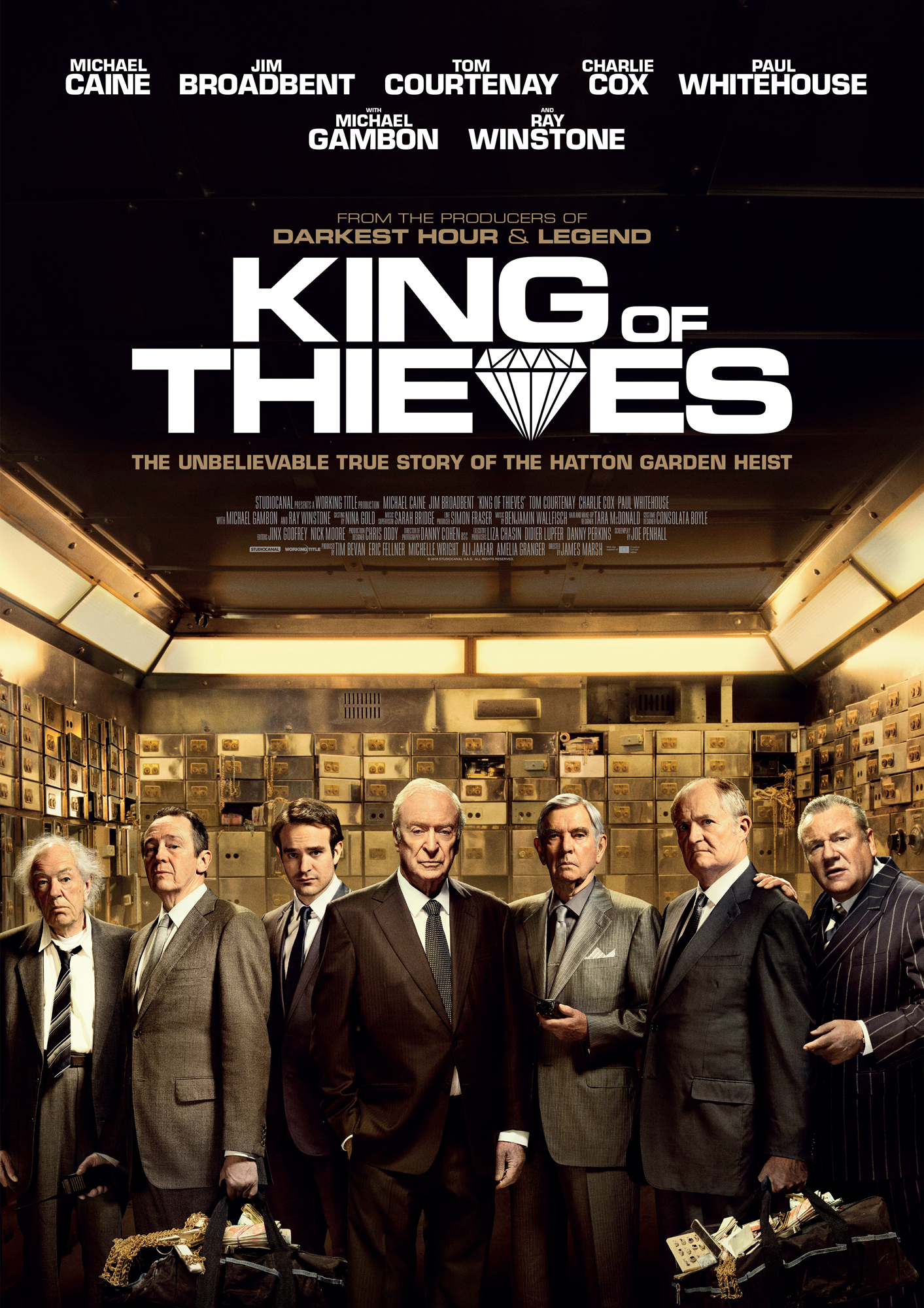 King of Thieves kapak