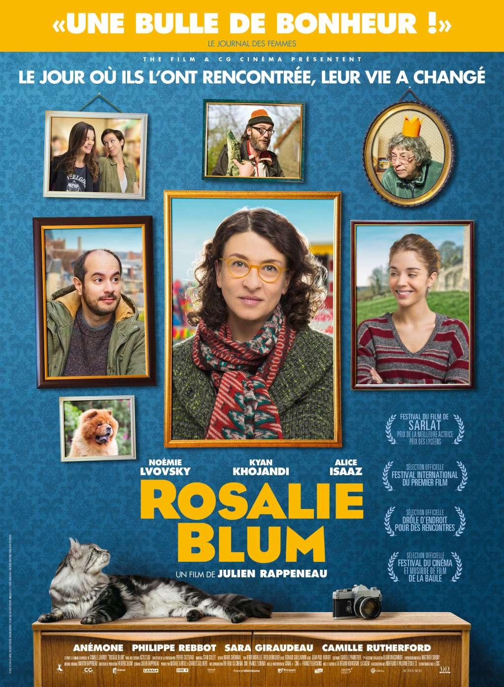 Rosalie Blum kapak