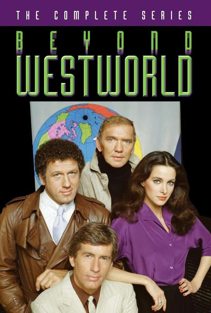 Beyond Westworld kapak