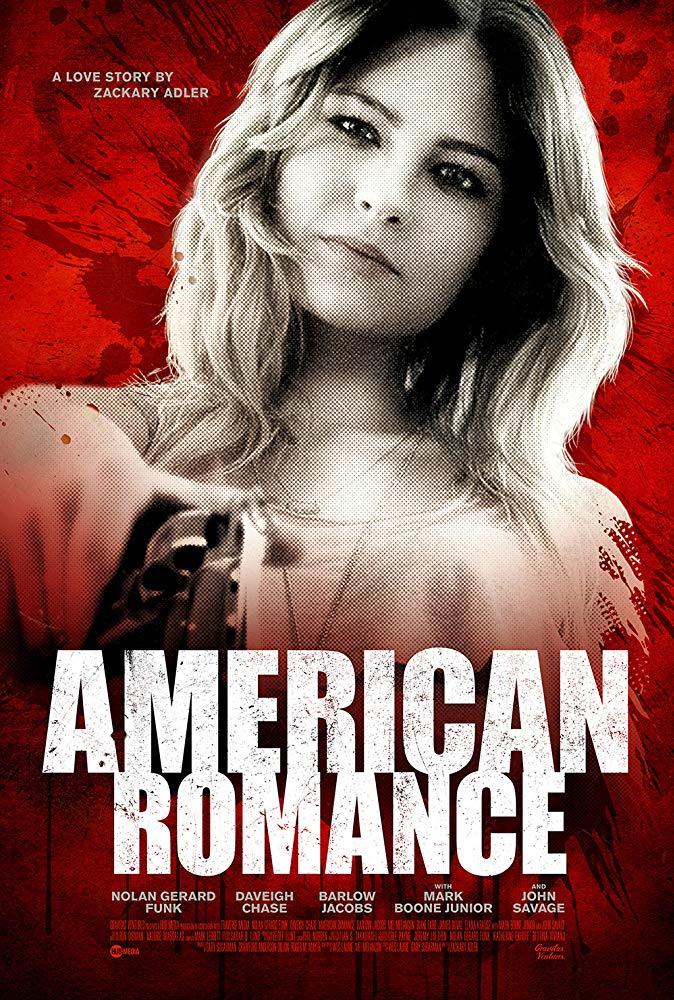 American Romance kapak