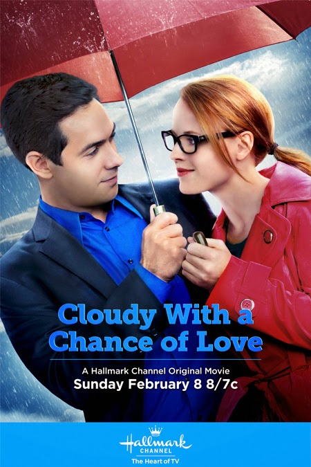 Cloudy with a Chance of Love kapak