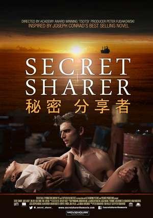 Secret Sharer kapak