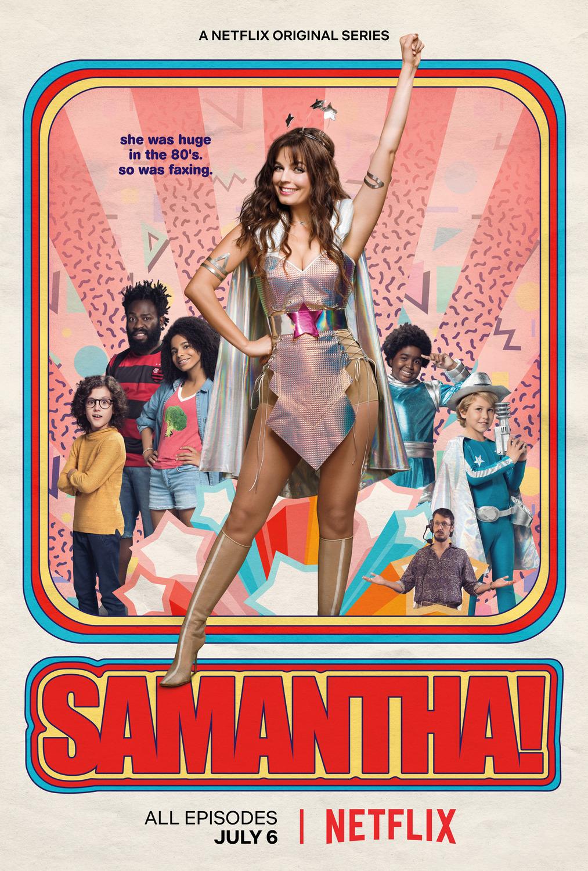 Samantha! kapak