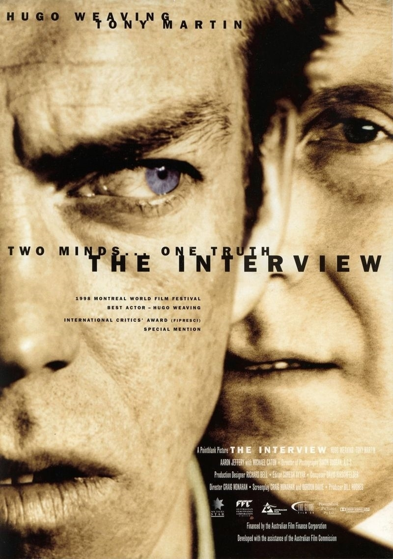 The Interview kapak