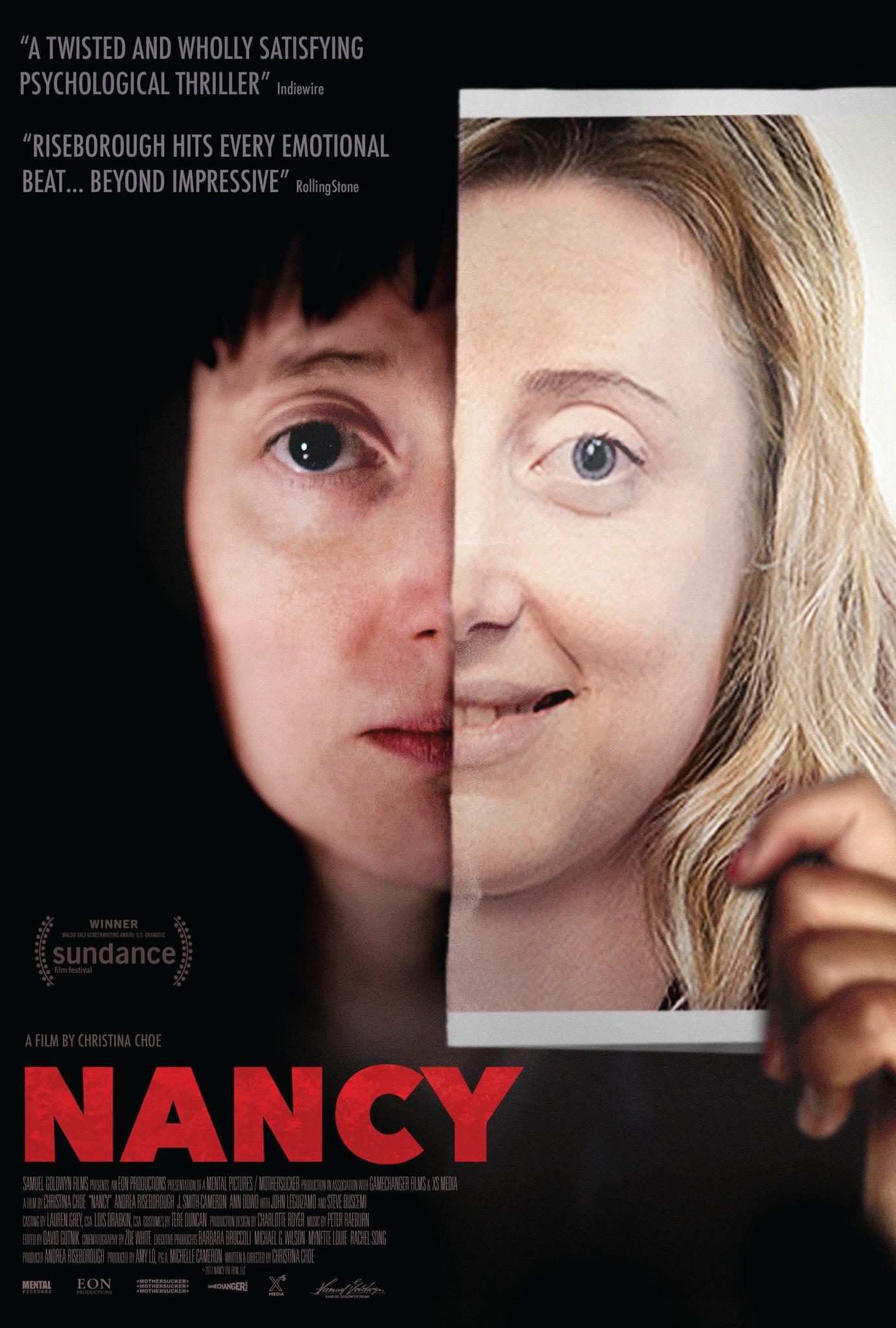 Nancy kapak