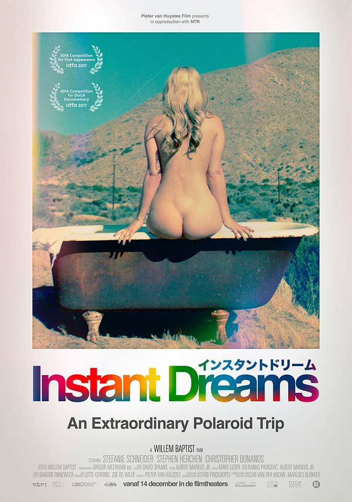 Instant Dreams kapak