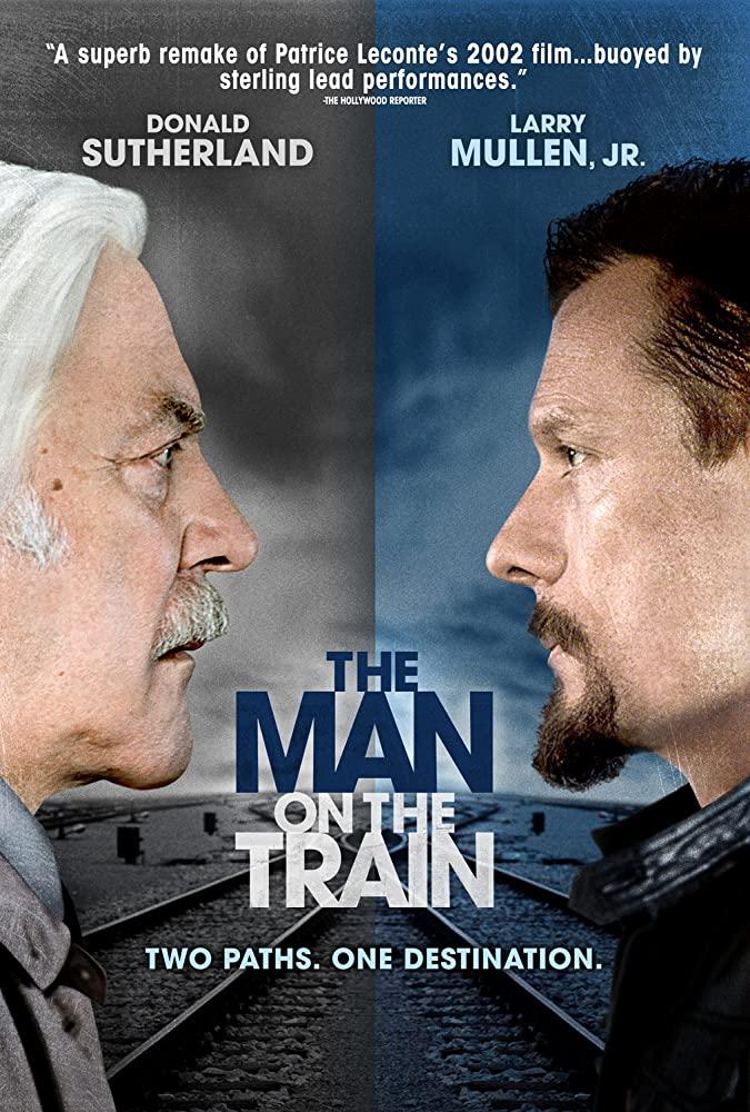 Man on the Train kapak