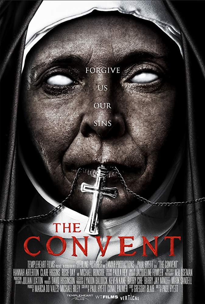 The Convent kapak