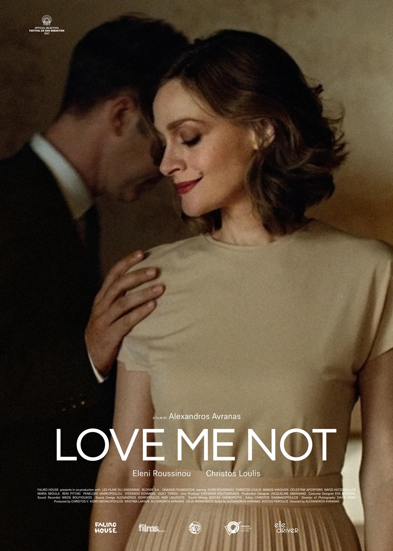 Love Me Not kapak
