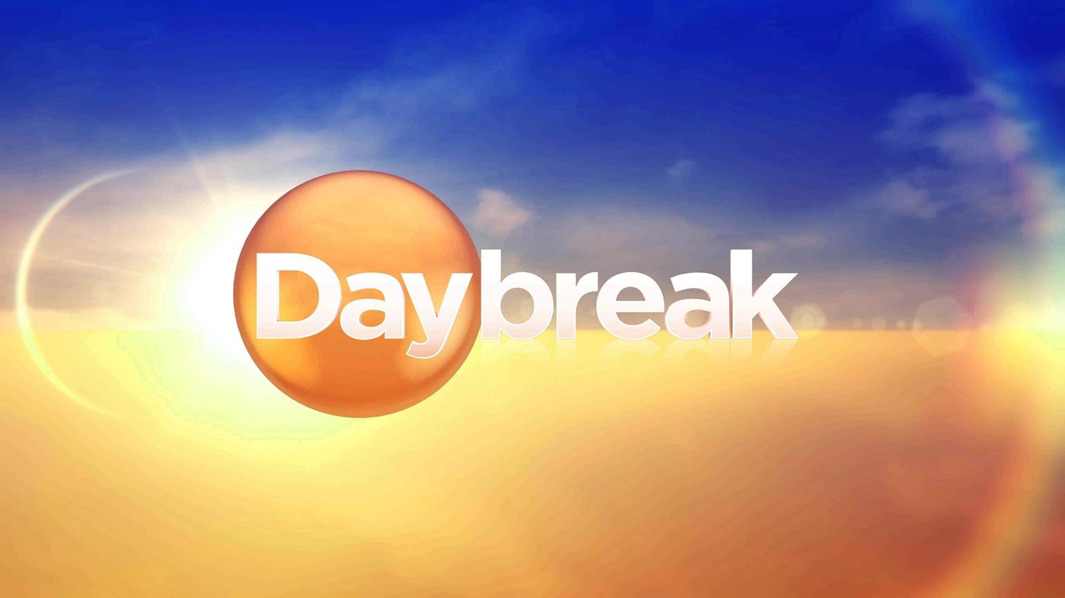 Daybreak kapak