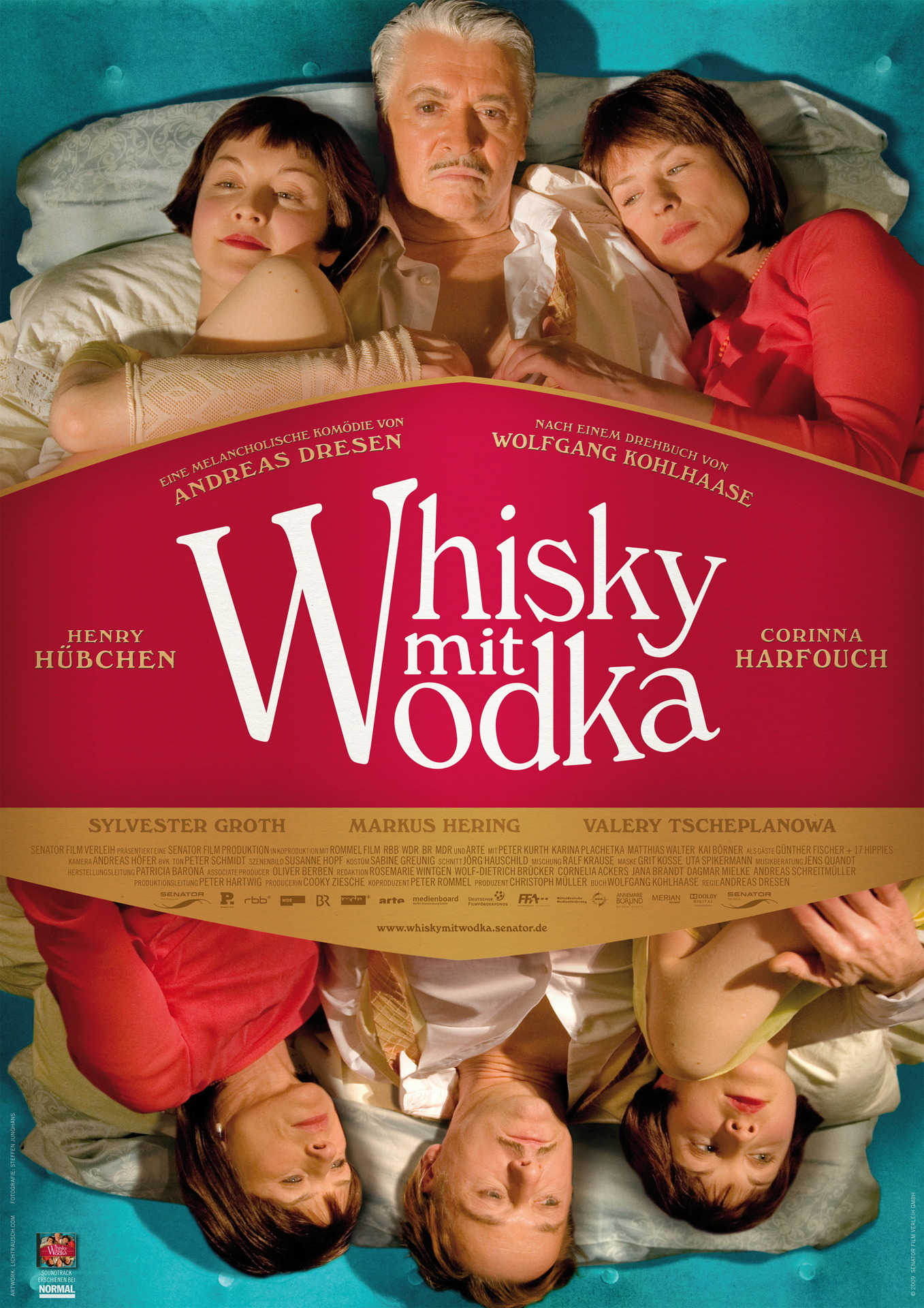 Whisky mit Wodka kapak