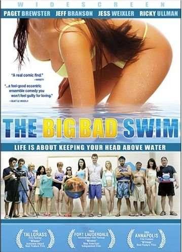 The Big Bad Swim kapak